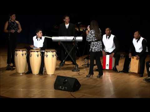 Vicky Leyva - Afro-Peruvian Song
