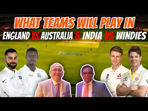 India vs West Indies | England Vs Australia Ashes 2019