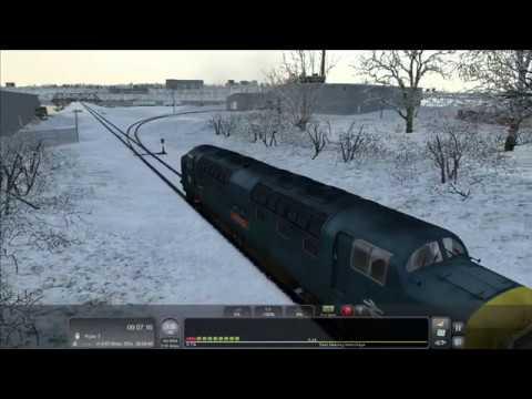 Train Simulator '17 - Trip To Union Station, Portland, Maine
