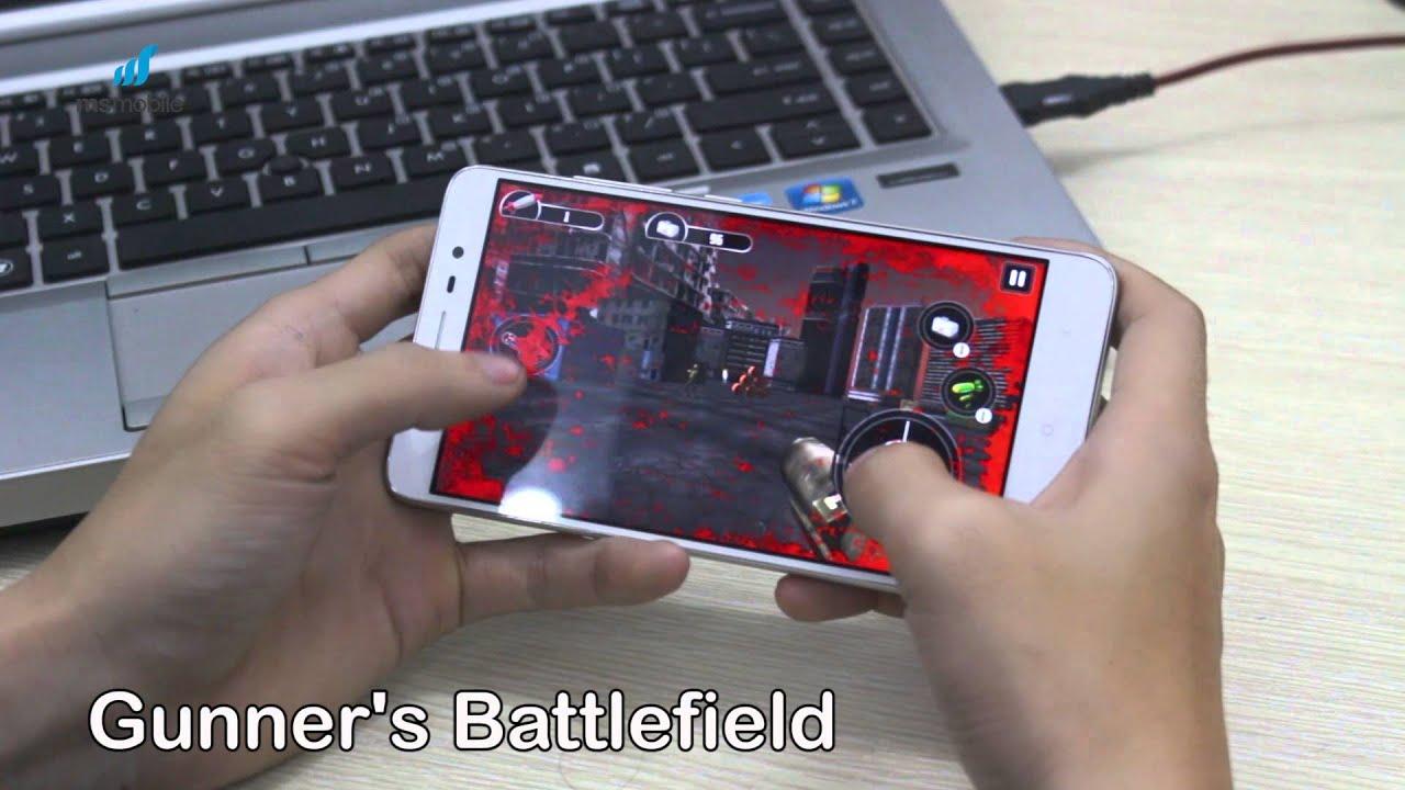 Kết quả hình ảnh cho chơi game trên Redmi Note 3 Pro