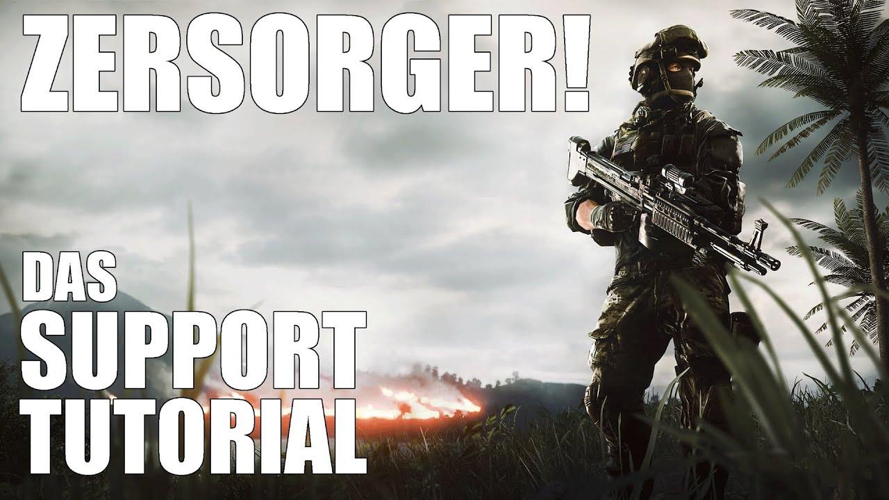 Battlefield 4 Tutorial: Das Versorger/Support-Tutorial! - Battle Bros