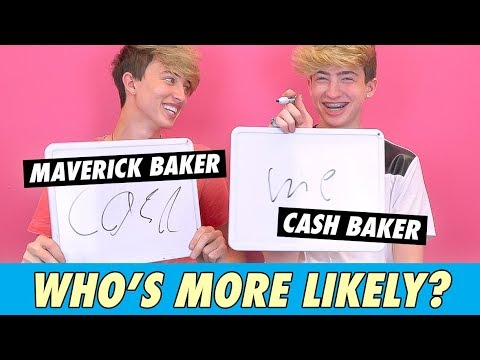 Download Cash and Maverick Baker - Who's More likely?