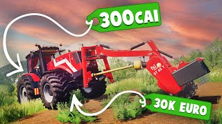 UITE CE TRACTOR AM CUMPARAT! IEFTIN SI BABAN! Ep.7