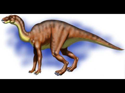 Edmontosaurus Tribute