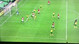 Harry Maguire Goal 2-1 Extra time FA Cup Gooooal goal 2-1 Norwich vs Manchester United Man United
