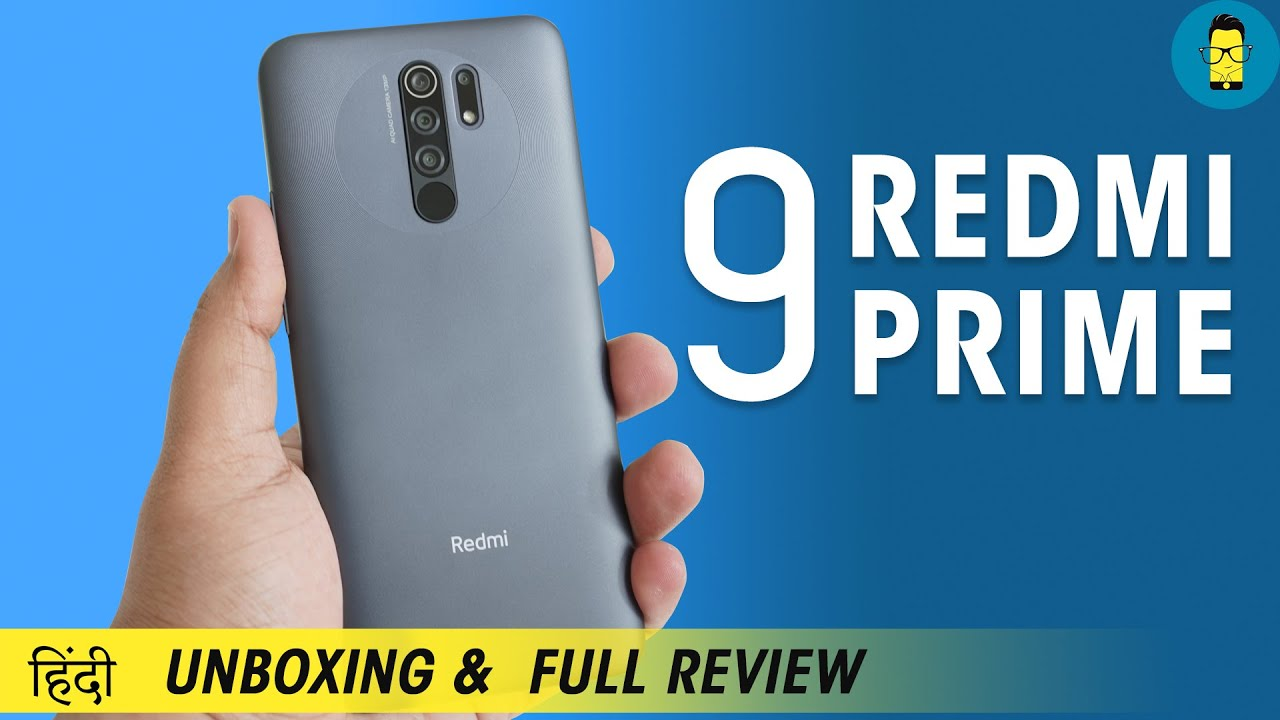 [हिंदी] Redmi 9 Prime Unboxing & Full Review | Best Phone Under Rs.10,000?