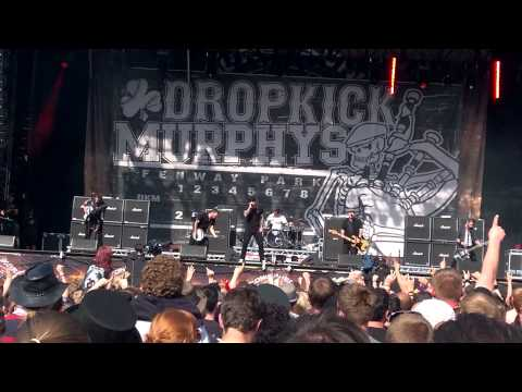 Sonisphere Festival UK 2014: Dropkick Murphys - Prisoner's Song
