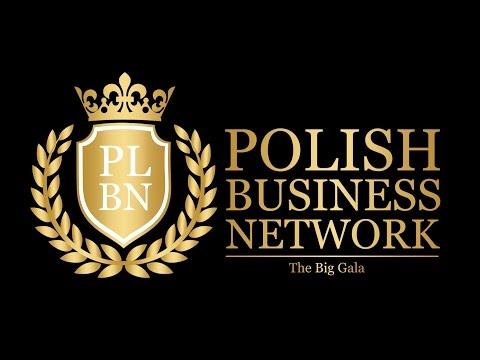 The Big Gala Sponsor's Logo presentation -Polish Business Network - London 22.10.2016