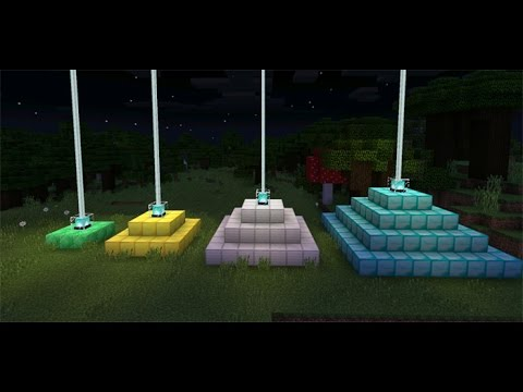 epic minecraft how to:how to set up a beacon part 1