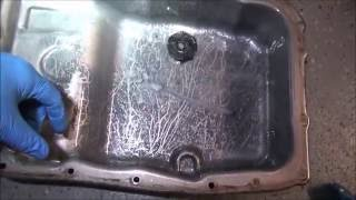 2 of 3 - 2010 (2007-2014) Cadillac Escalade Transmission Fluid Flush Drain and Filter Change