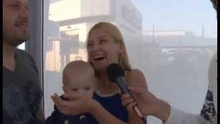 Ситцевая свадьба семьи Коба (смешное видео)
