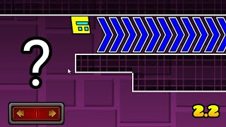 GEOMETRY DASH 2.2 MODE