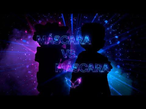 Duende se enfrenta a Mapache en Máscara vs Máscara | ¿Quién es la Máscara? 2020