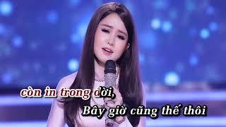 [Karaoke - Beat Gốc] Cõi Nhớ - Ý Linh