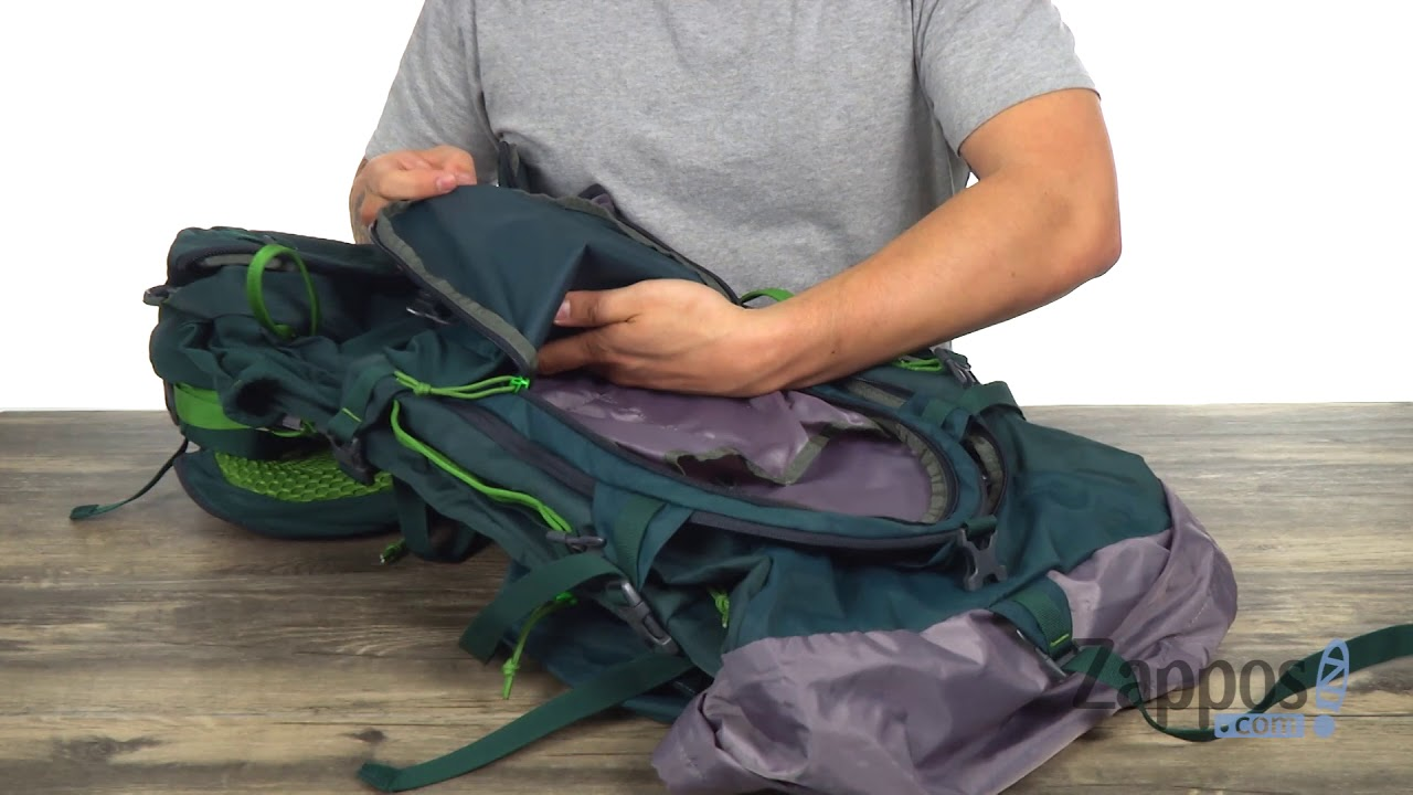 89566bd57ce Kelty Coyote 65 Backpack SKU  8830959 - YouTube