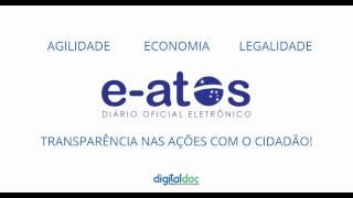 E-atos - Diário Oficial Eletrônico