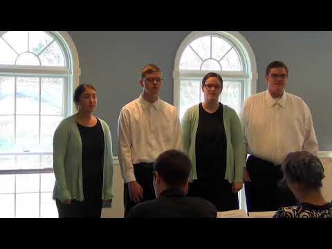 Jesus Flow Like A River - Christian Light School Qt 2019