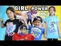 Skylanders' GIRL Clothes + Real Skylanders Shorts! w/ CONTEST (Surprise Fashion Show)