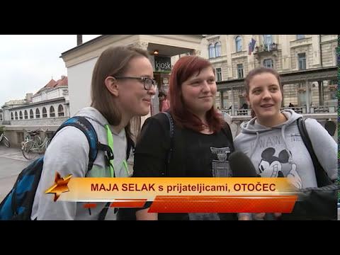ULIČNE KARAOKE na GOLICA TV, LJUBLJANA 2. DEL