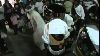 Danza de los Negritos de Don Jose Marcos Ticante en Espinal, ver. Parte 1