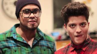 Bruno Mars- The Lazy Song - Philip Lawrence feat. Poreotics