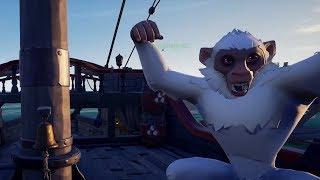 Mam małpkę piracką - Sea of Thieves / 26.11.2019 (#1)