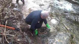 How to find GOLD on the river 2017