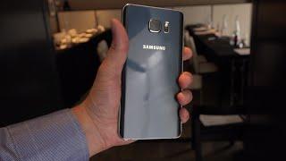 Samsung Galaxy Note 5 - Erster Eindruck (Deutsch)
