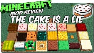 THE CAKE IS A LIE MOD 1.7.10 ESPAÑOL | Nuevas tartas con poderosos efectos | MINECRAFT MODS