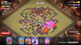 Clash Of Clans - Art Of Attack