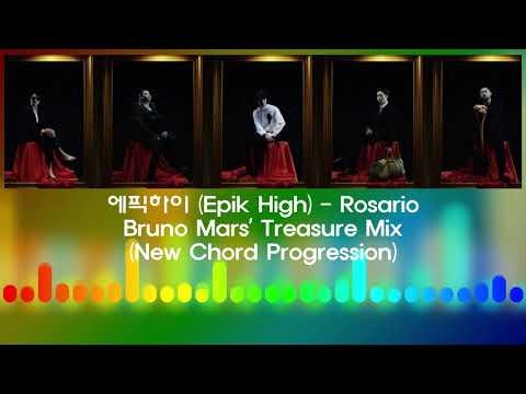 에픽하이 (Epik High) - Rosario feat. CL, ZICO | Bruno Mars Treasure Mix