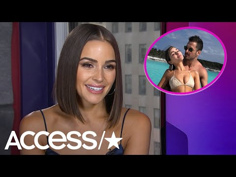 Olivia Culpo Dishes On Her Downtime With Boyfriend Danny Amendola: 'We Do A Lot Of Stuff Outdoors'