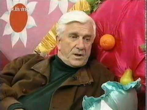 Leslie Nielsen interview (Big Breakfast, 1994)