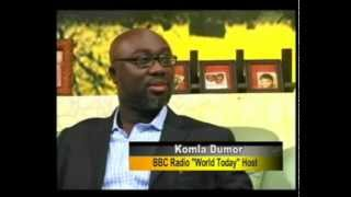 KSM with Komla Dumor (2 of 2) TGIF