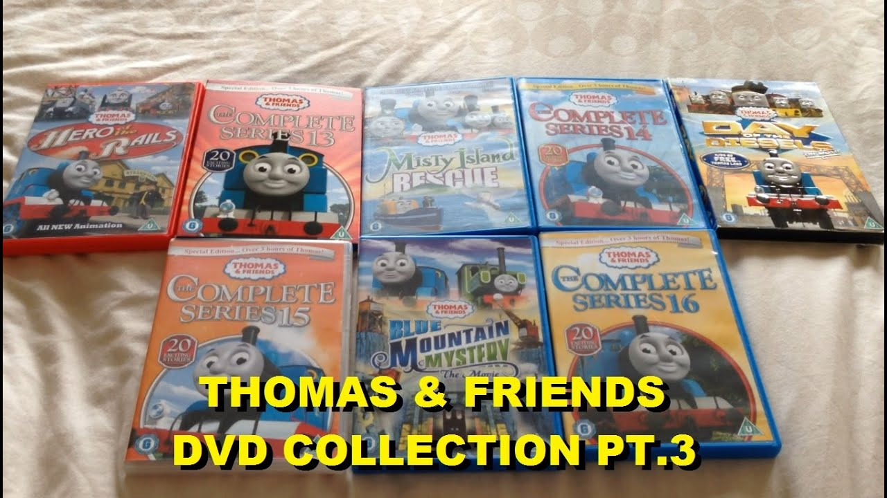 Thomas & Friends - DVD Collection - Part 3/5 - YouTube