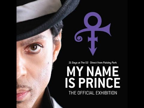 MY NAME IS PRINCE EXHIBITION REVIEW