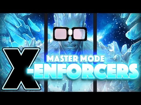 [Live] X-Enforcers 100% Completion Last Minute Time Crunch Edition!
