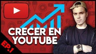 Cómo conseguir mas suscriptores en youtube (2018) - ¿Cuantos subs gano por video?