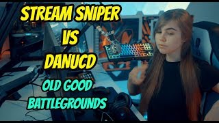 STREAM SNIPER VS DANUCD | SOLO GAME
