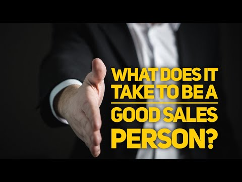 Always Be Closing Show [Episode 1] What Does It Take To Be A Good Sales Person?