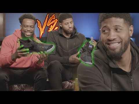 d7eaea5e6b6 1 VS 1 VS NBA SUPERSTAR PAUL GEORGE BASKETBALL WAGER! PLAYSTATION AND NIKE  SIGNATURE SHOE! THANK YOU SO MUCH PLAYSTATIONA AND NIKE FOR THE OPPORTUNITY!