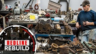 How we rebuilt our Pontiac GTO 389 engine | Redline Rebuilds Explained - S2E4