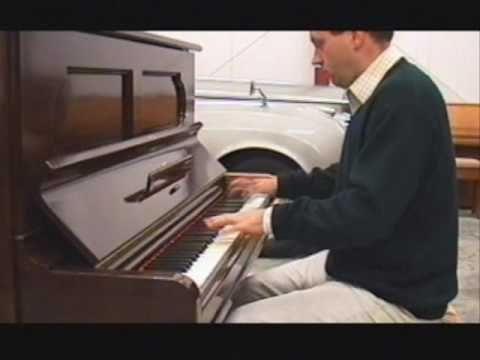 RAC Pianos Richard Clark plays Fats Waller 2