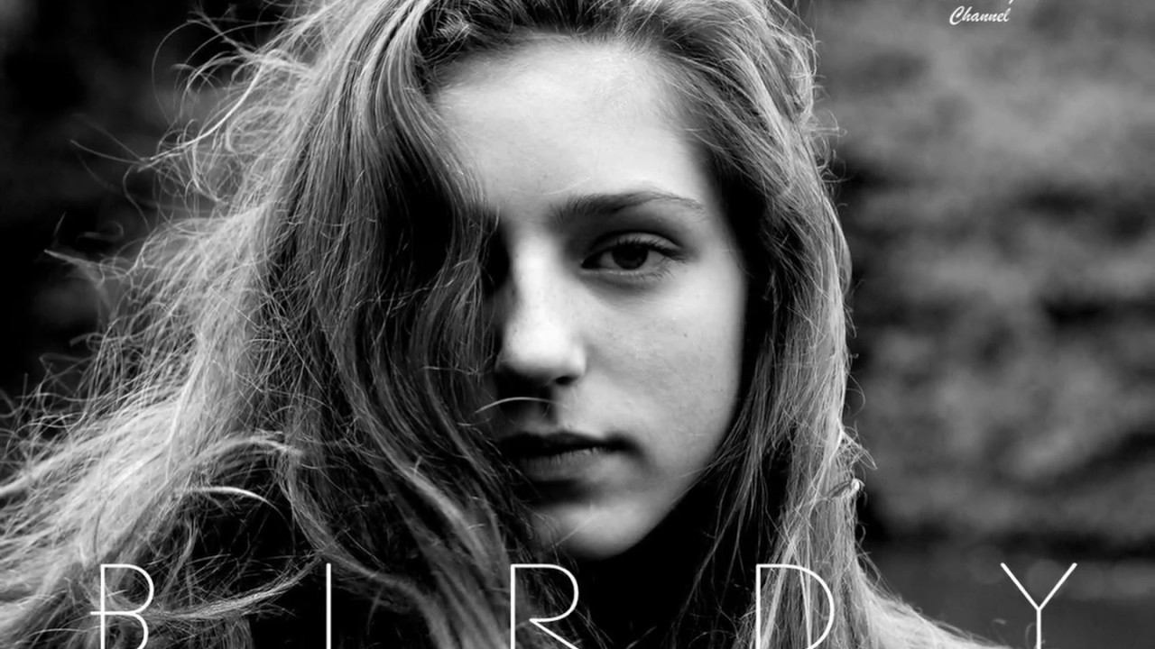 "Birdy ""not about angels"" sheet music (leadsheet) in c major."