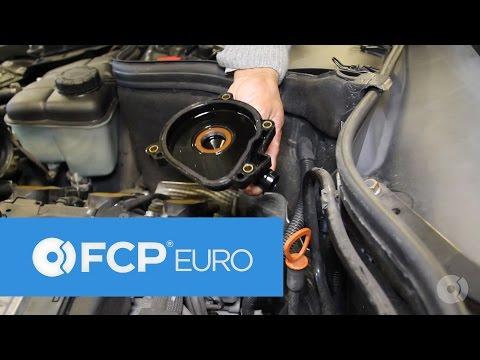 Mercedes Crankcase Breather Valve Replacement – Easy DIY (CLK/ C-Class)
