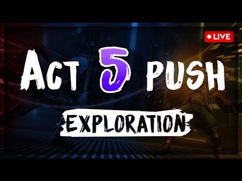 Act 5 Push ... Let's Get Serious!!! 😉