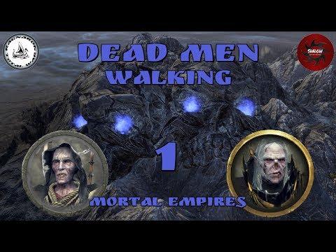 Vampire Counts Helman Ghorst & Vlad von Carstein 1   Total War: Warhammer 2 Mortal Empires