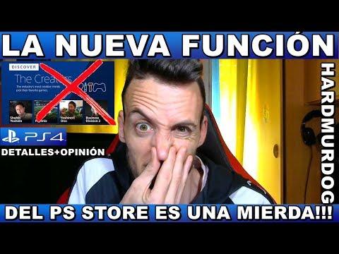 ¡¡¡NUEVA FUNCIÓN PS STORE!!! Hardmurdog - Ps4 - Sony - Playstation - Detalles - Opinión