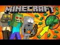 Why Monsters Hate Baby Turtles - Minecraft