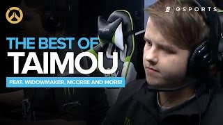 BEST of Taimou - Featuring Widowmaker, McCree, Roadhog and more (Overwatch)